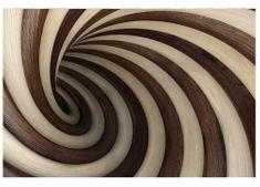 Dimex Fototapeta MS-5-0277 Čokoládová špirála 375 x 250 cm
