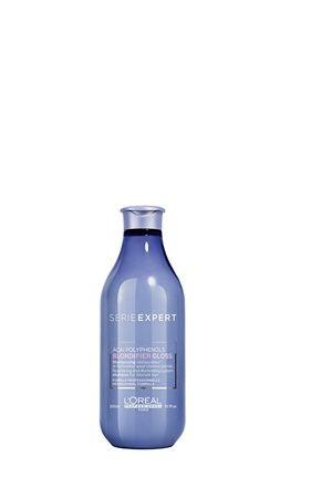 Loreal Professionnel Szampon złuszczający do Blond Hair Série Expert Blondifier (Gloss Shampoo) (objętość 300 ml)