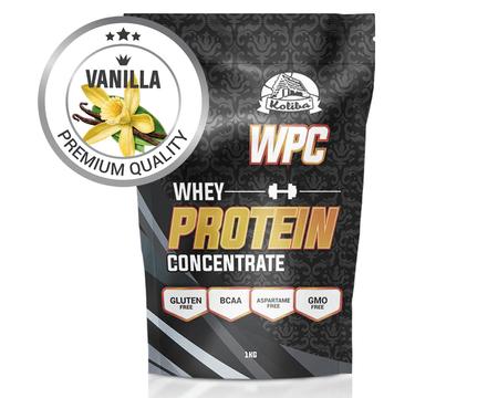WPC Koliba vanilla 1kg