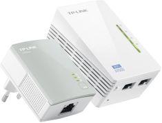 TP-Link brezžični Powerline adapter AV600 TL-WPA4220KIT