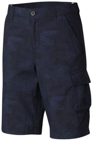 COLUMBIA fiú rövidnadrág Silver Ridge Short 110 kék