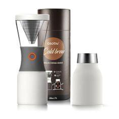 Asobu COLD BREW - kávovar na ledovou i horkou kávu - bílý