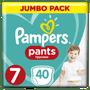 1 - Pampers plenice Pants 7 (17+ kg) 40 kosov