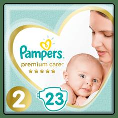 Pampers Plenky Premium Carry Pack S2 23ks