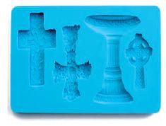 Ibili 3D forma na fondant kříže