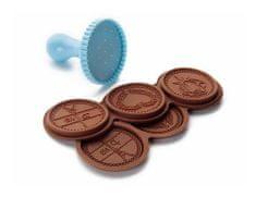 Ibili Set - formy na čokoládu + razítko