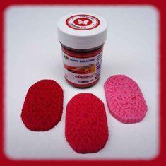Food Colours Gelová barva (Carmine Red) karmínově červená 35 g