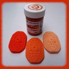 Food Colours Gelová barva (Orange) oranžová a lososová 35 g