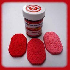 Food Colours Gelová barva (Red) červená 35 g