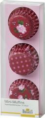 Birkmann Mini košíšky na muffiny LA VIE EN ROSE