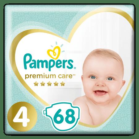 Pampers Premium Care 4 Maxi pelenka - 68 db