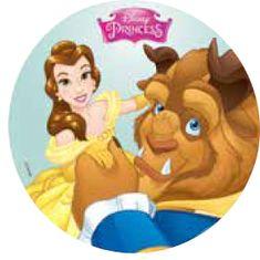Florensuc Jedlý papír Kráska a zvíře C