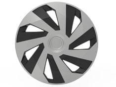 Versaco Dísztárcsa VECTOR silver/black 14