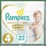 1 - Pampers Premium Care 4 (9-15 kg) hlačne plenice Carry Box 22 kosov