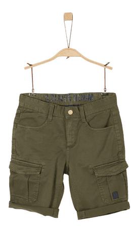 s.Oliver fiú rövidnadrág 134 zöld