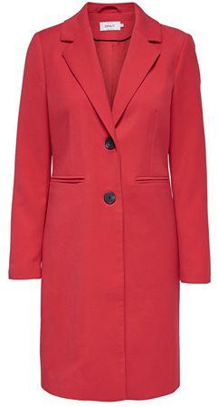 ONLY Női kabát Cheryl tavaszi kabát Cc Otw High kockázatú piros (méret S)
