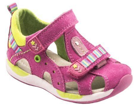 Bugga dívčí sandály 20 růžová