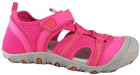 Bugga dekliški sandali, 26, roza