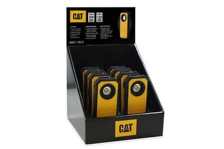 Caterpillar žepna svetilka Micromax ABS CT51208, 8 kosov