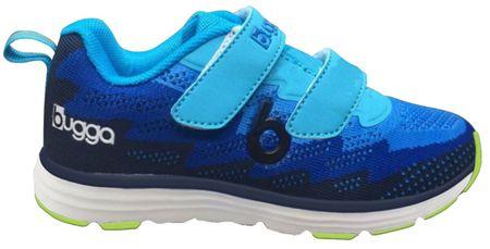 Bugga chlapecké tenisky 27 modrá/tyrkysová