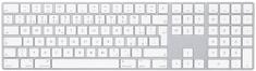 Apple Magic Keyboard, bílá, CZ (MQ052CZ/A)
