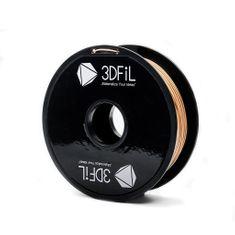 3DFiL PLA filamenty WOOD 1.75 mm