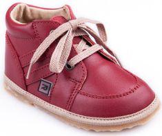 RAK dievčenské kožené topánočky Brona