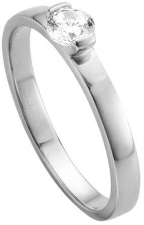 Esprit Ezüst gyűrű fényes kristály ESRG005315 (áramkör 51 mm-es) ezüst 925/1000