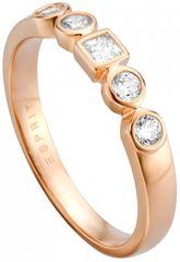 Esprit Ezüst kristály áramlási gyűrű ESRG005213 ezüst 925/1000