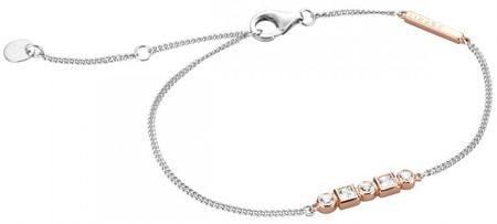 Esprit Ezüst karkötő Crystals Flow ESBR00521217-tel ezüst 925/1000