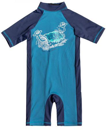 Quiksilver fantovska majica Spring, 110, modra
