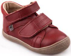 RAK dievčenská kožená obuv Kathleen 0207-1N