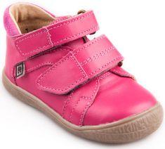 RAK dievčenské kožené topánky Wendy 0207-1N
