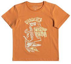 Quiksilver chłopięca koszulka Wassup Dino SS
