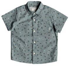 Quiksilver koszula chłopięca Mini Motif SS