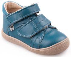 RAK chlapčenské kožené topánky Zachary 0207-1N