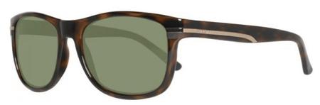Gant damskie okulary przeciwsłoneczne, brązowe
