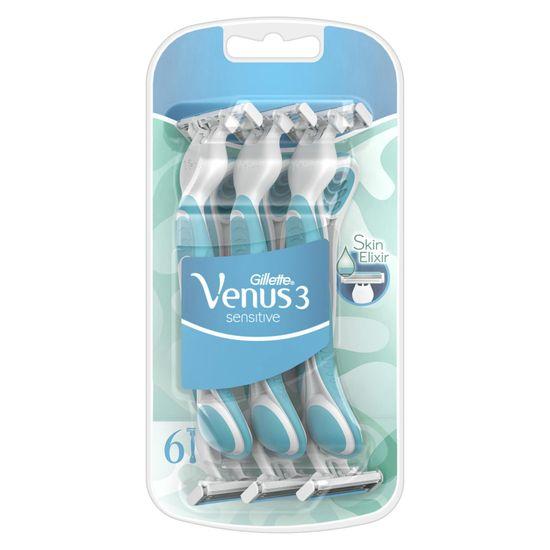 Gillette Venus Sensitive pohotové holítko 6 ks