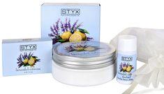 Styx Naturcosmetic Levendula-citrom testápoló ajándékcsomag