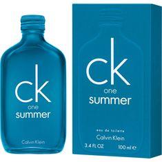 Calvin Klein toaletna voda One Summer, 100ml