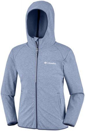 Columbia softsheel jakna za dječake Heather Canyon, 116, siva