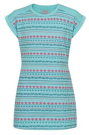 Loap dívčí šaty Acita 152 zelená