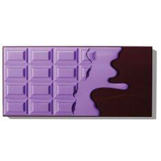 Makeup Revolution Paletka 18 očných tieňov (Violet Chocolate Palette) 22 g