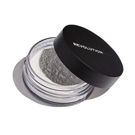 Makeup Revolution Laza befejező por (Loose Finishing Powder) 8 g (árnyalat Loose Finishing Powder)