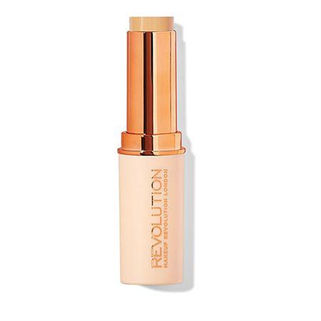 Makeup Revolution Smink a gyors (Fast Base Stick Foundation) 6,2 g (árnyalat F02)
