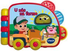 Vtech Knížka - U nás na farme SK