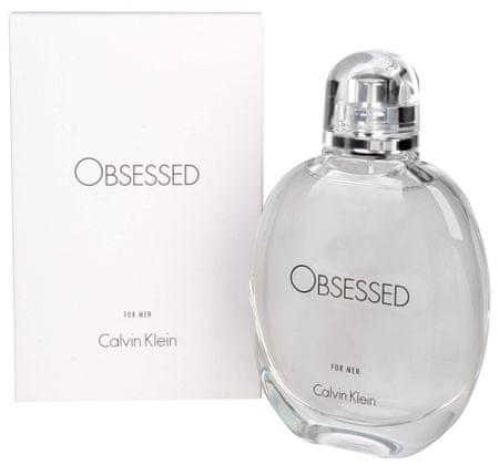 Calvin Klein toaletna voda Obsessed For Men, 125ml