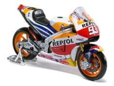 Maisto model motocyklu Honda Repsol RC213V, Marc Marquez