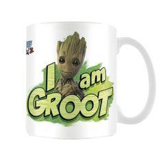 "Hrnek Guardians of the Galaxy - ""I am Groot"" (0,3 l)"