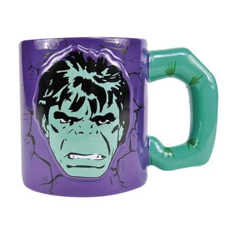 Hrnek Hulk 3D (0,5 l)